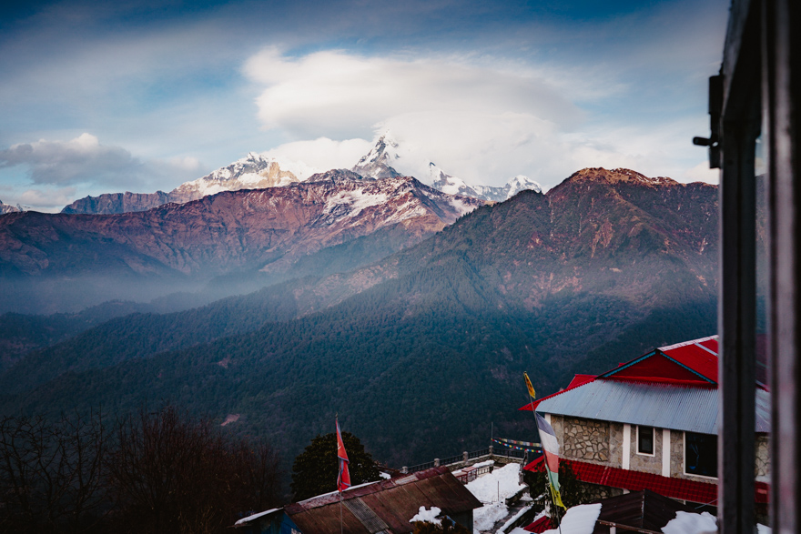 Varfuri de munti Himalaya