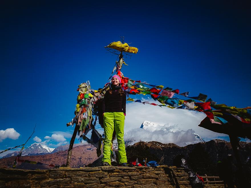 Mami la 3200 m si stegulete de rugaciuni