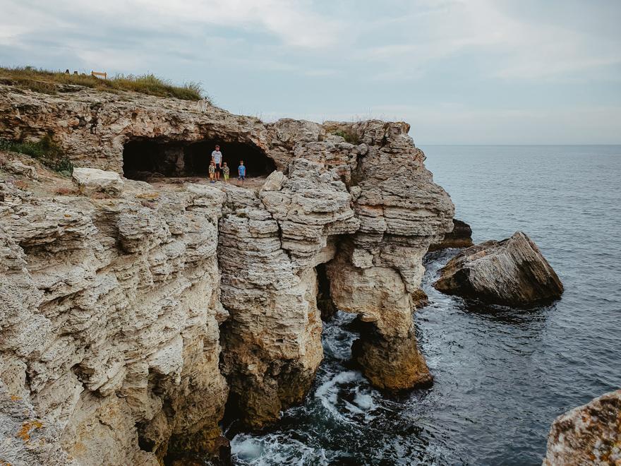 Plaje sălbatice în Bulgaria, cu rulota.