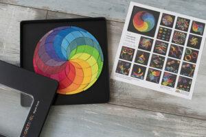 Spirala culorilor de la JouJou.ro