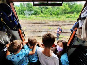 Cu trenul Oravița-Anina