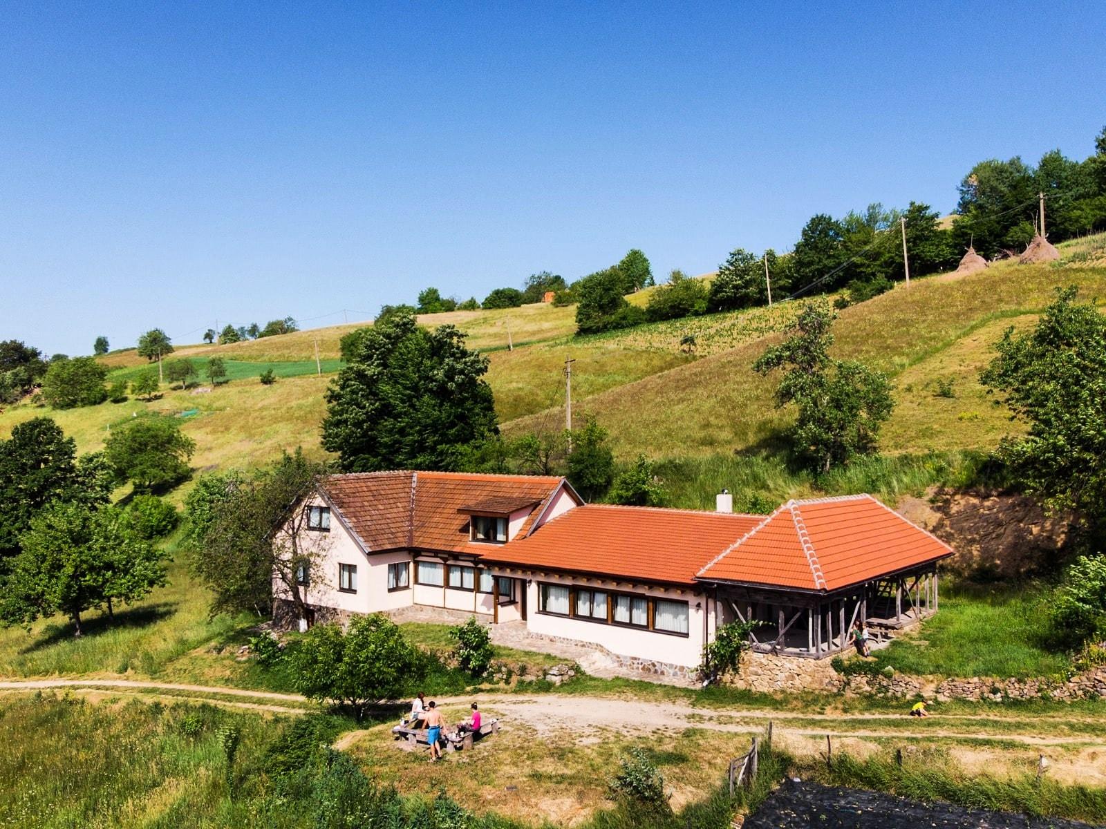 Casa Florian, pensiune în Pădurea Craiului